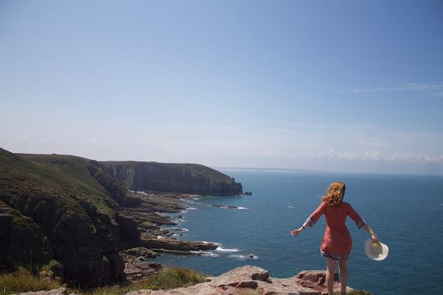 cap frehel emerald coast france