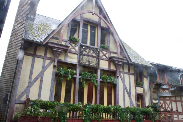 trip to mont st michel France