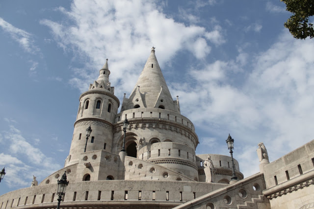 Fisherman's bastion budapest hungary, top attractions