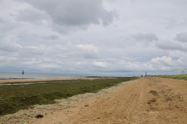 Visting Juno beach France