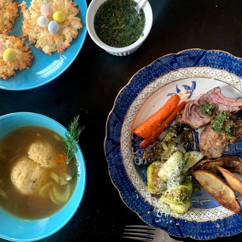 Passover Easter Dinner